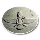Zoroastrianism_Faravahar_Angel